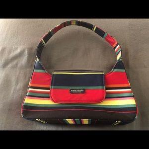 Kate Spade Multi-Colored Striped Small Bag